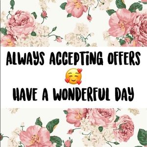 Other - Have a wonderful day :) -natalie k